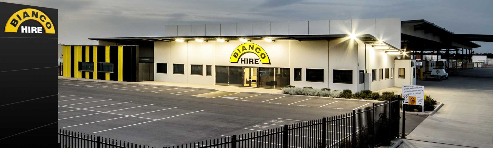 Bianco Hire Office
